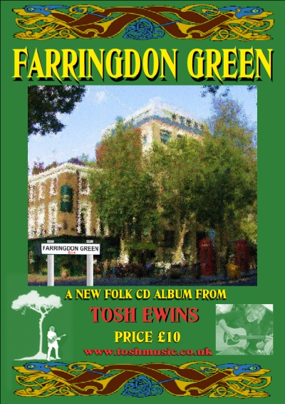 Farringdon Green - the new CD from Tosh
